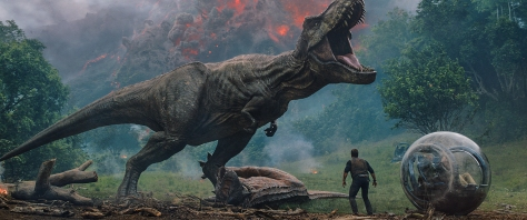 Jurassic World 1 - © Universal Pictures